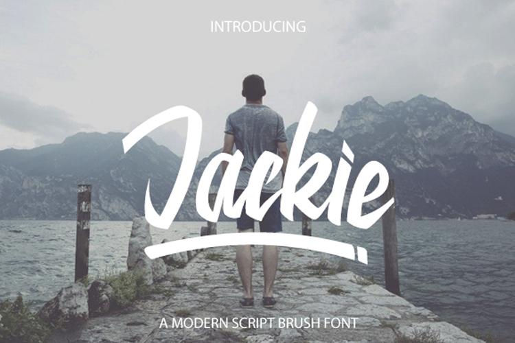 Jackie example image 1