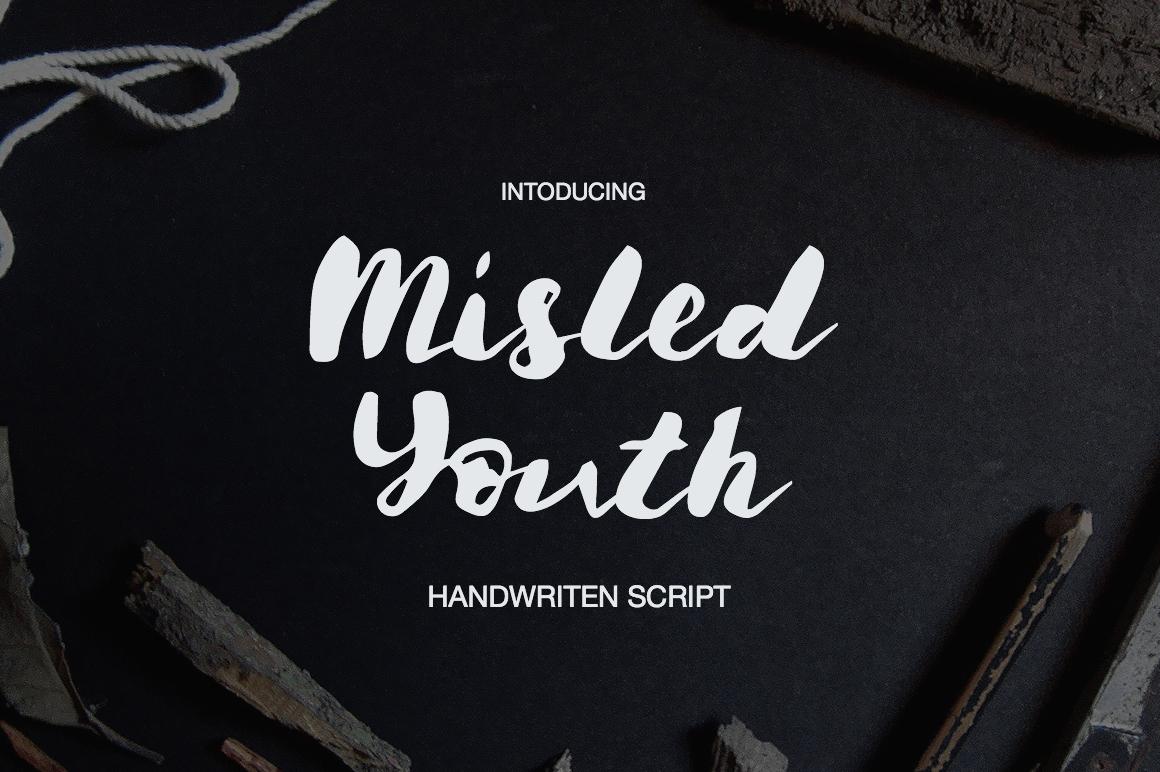 Misled Youth example image 1