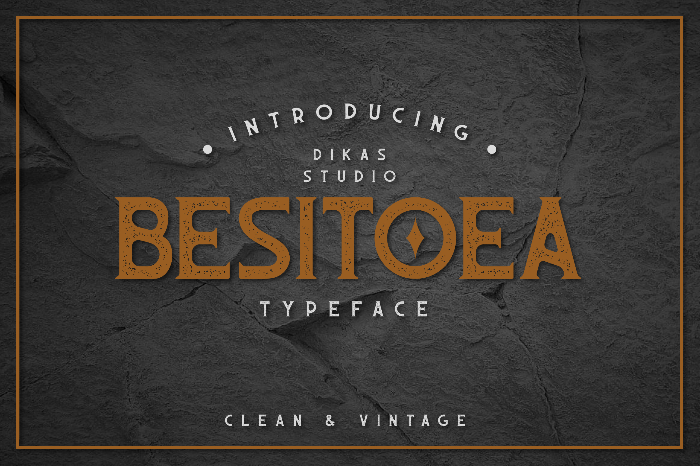 Besitoea Typeface example image 2