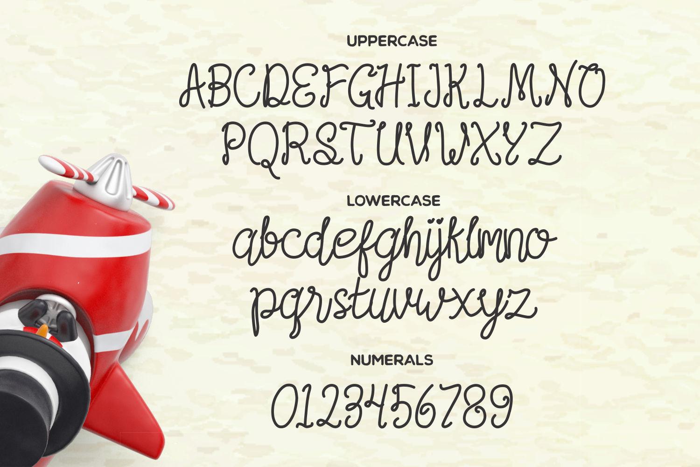 Afifah Script example image 3