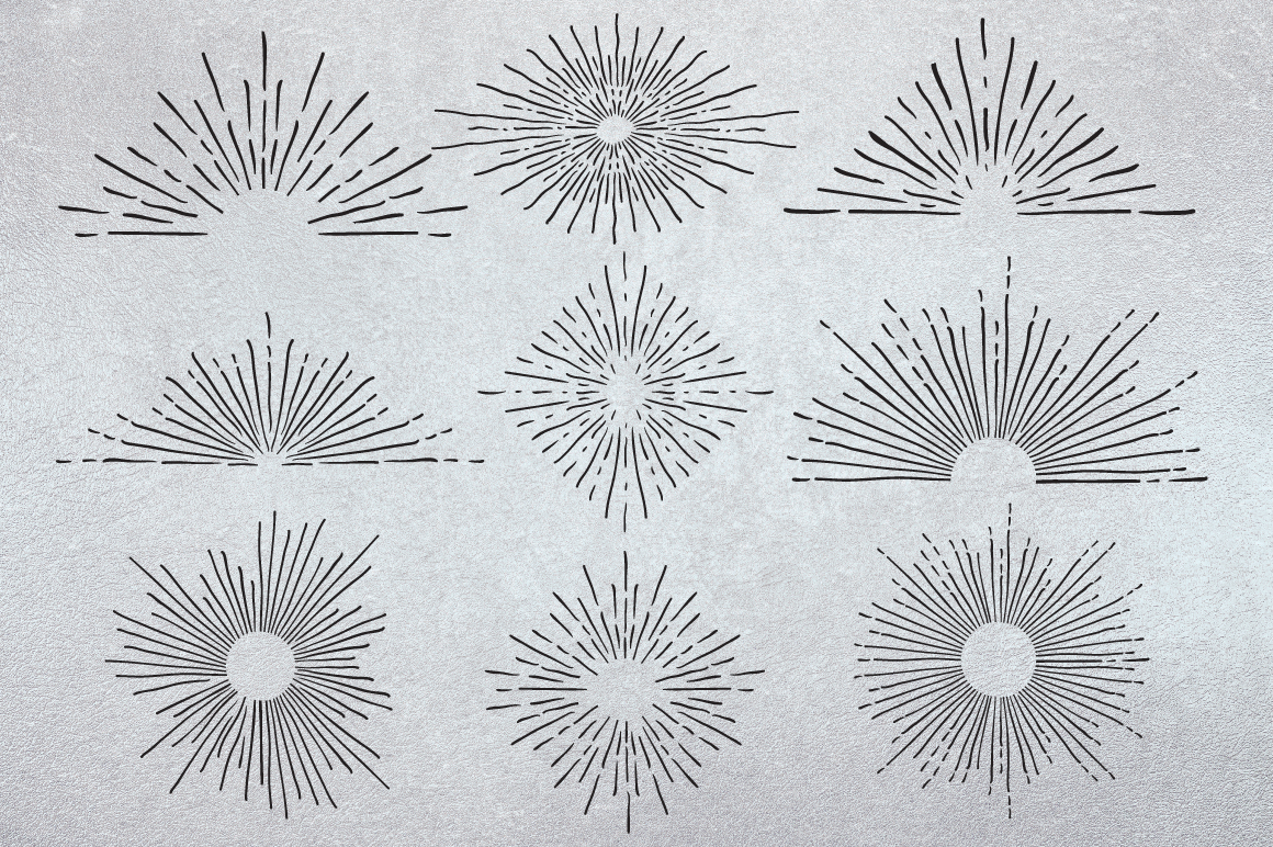Sunburst collection example image 5