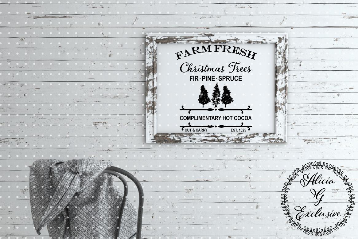 Farm Fresh Christmas Trees example image 1