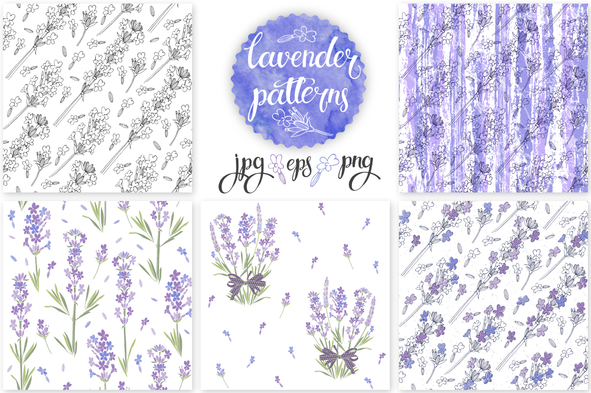 Lavender. example image 4