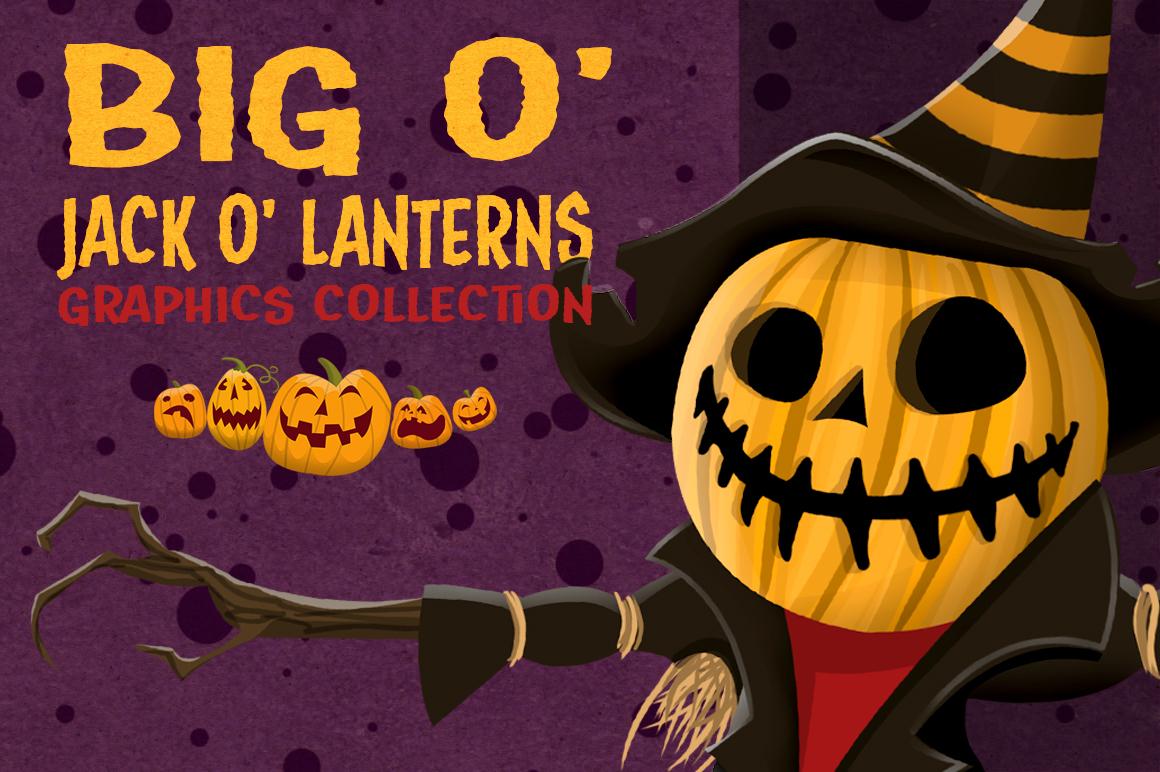 Big O' Jack O' Lanterns Collection example image 2