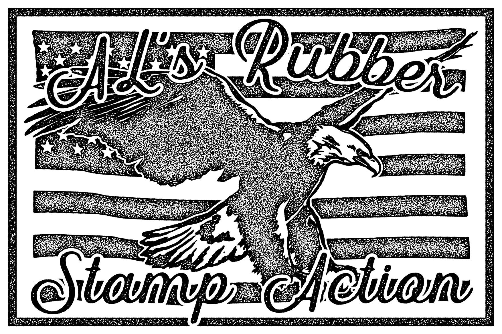AL's Rubber Stamp Action Kit example image 30