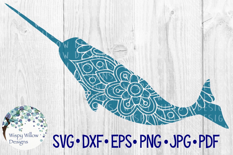 62 File Mega Floral Mandala Animal/Figure SVG Bundle example image 8