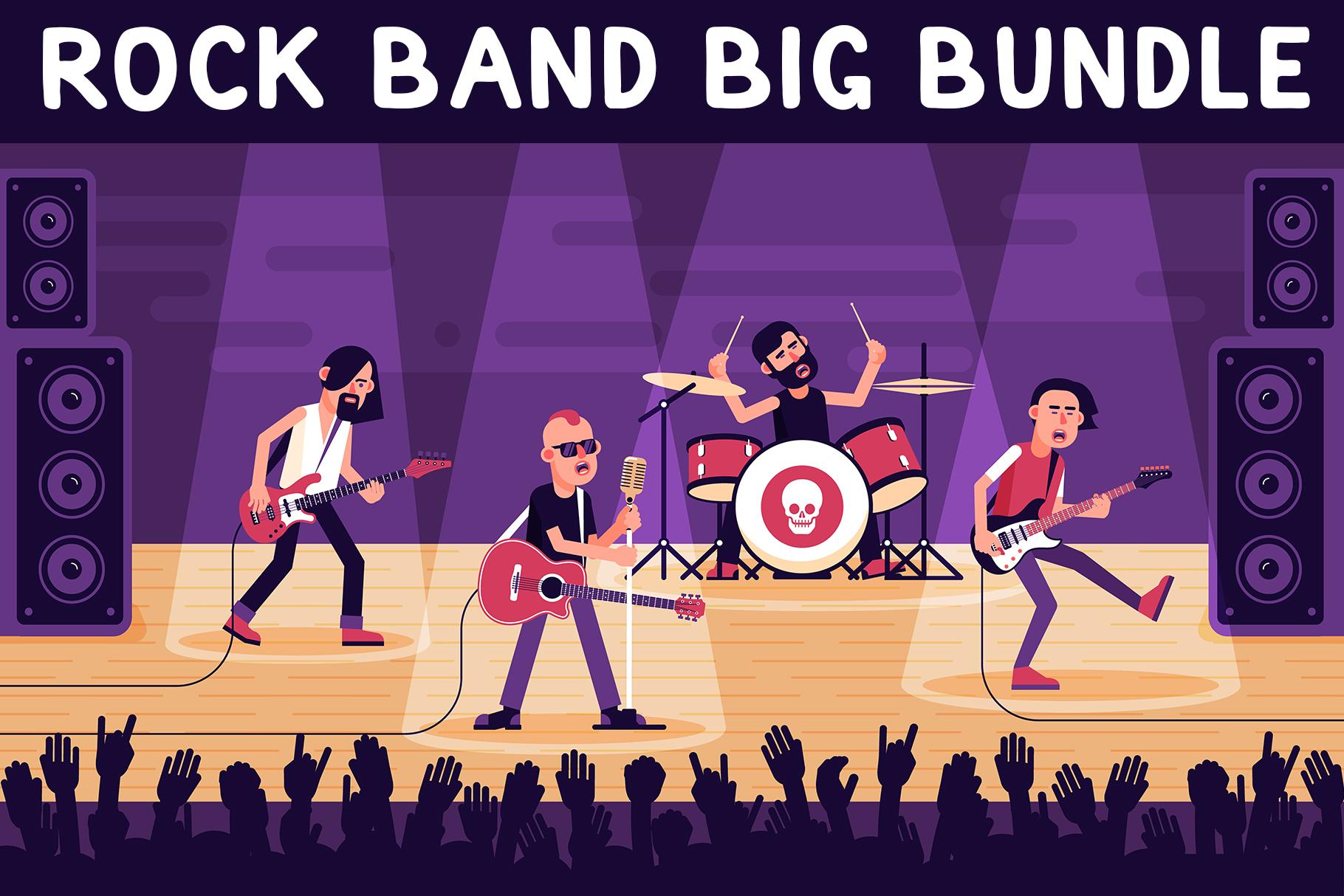 Rock Band Big Bundle example image 3