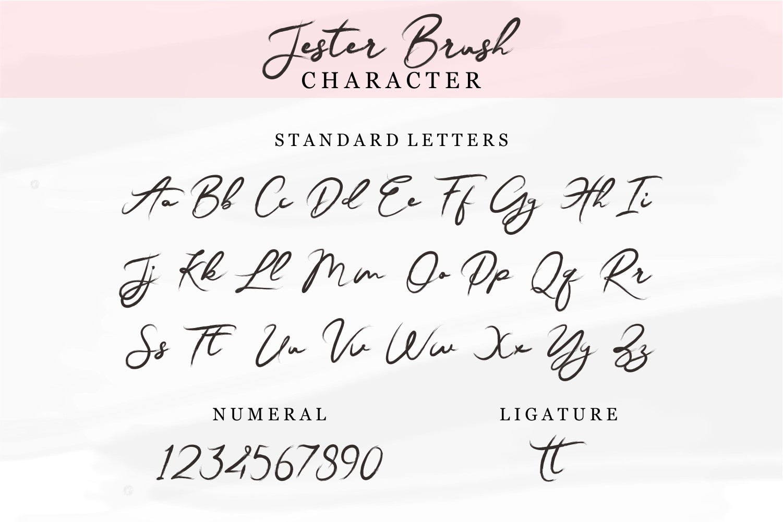 Jester Brush example image 12