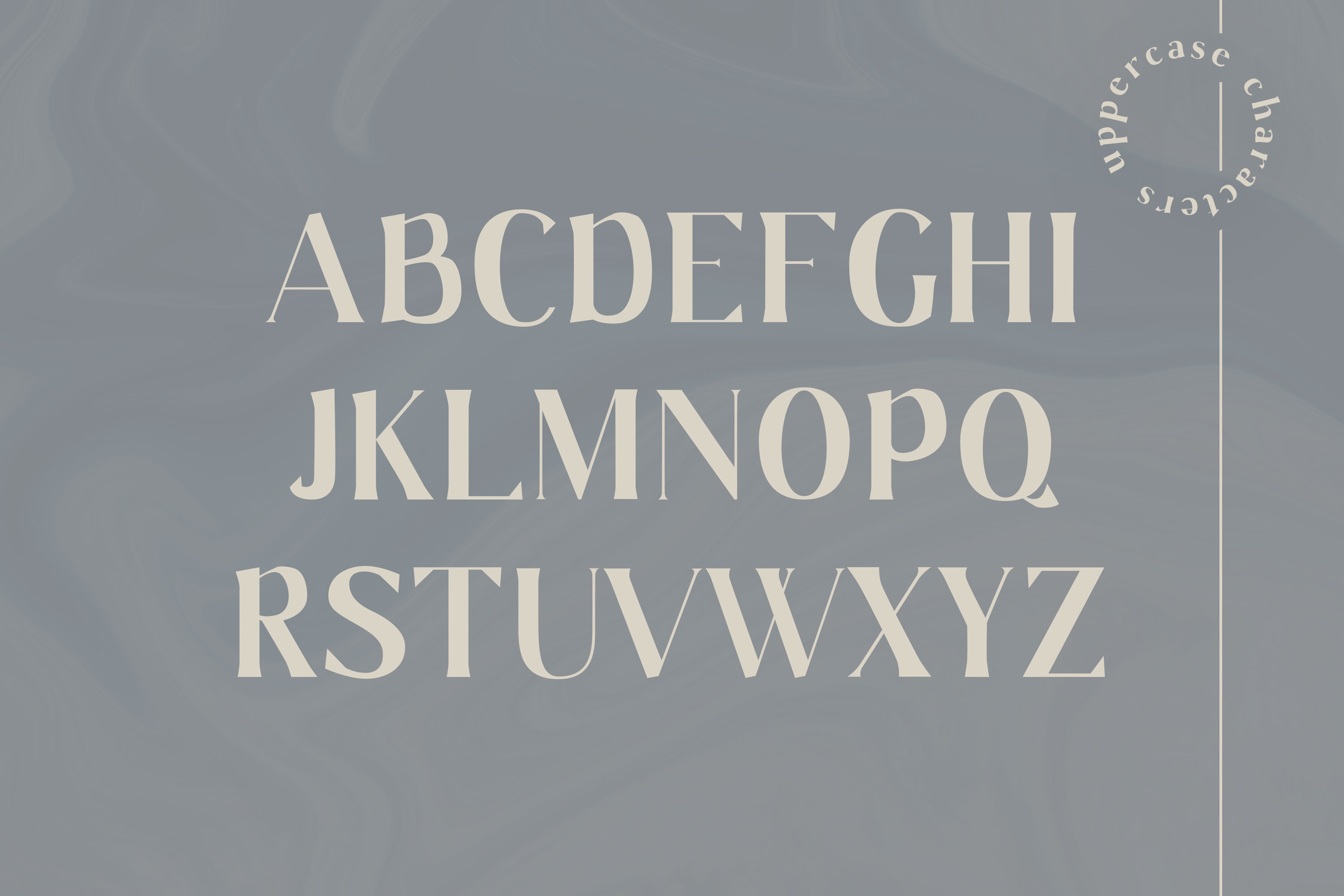 Gaskin - A Wedge Serif Font example image 7