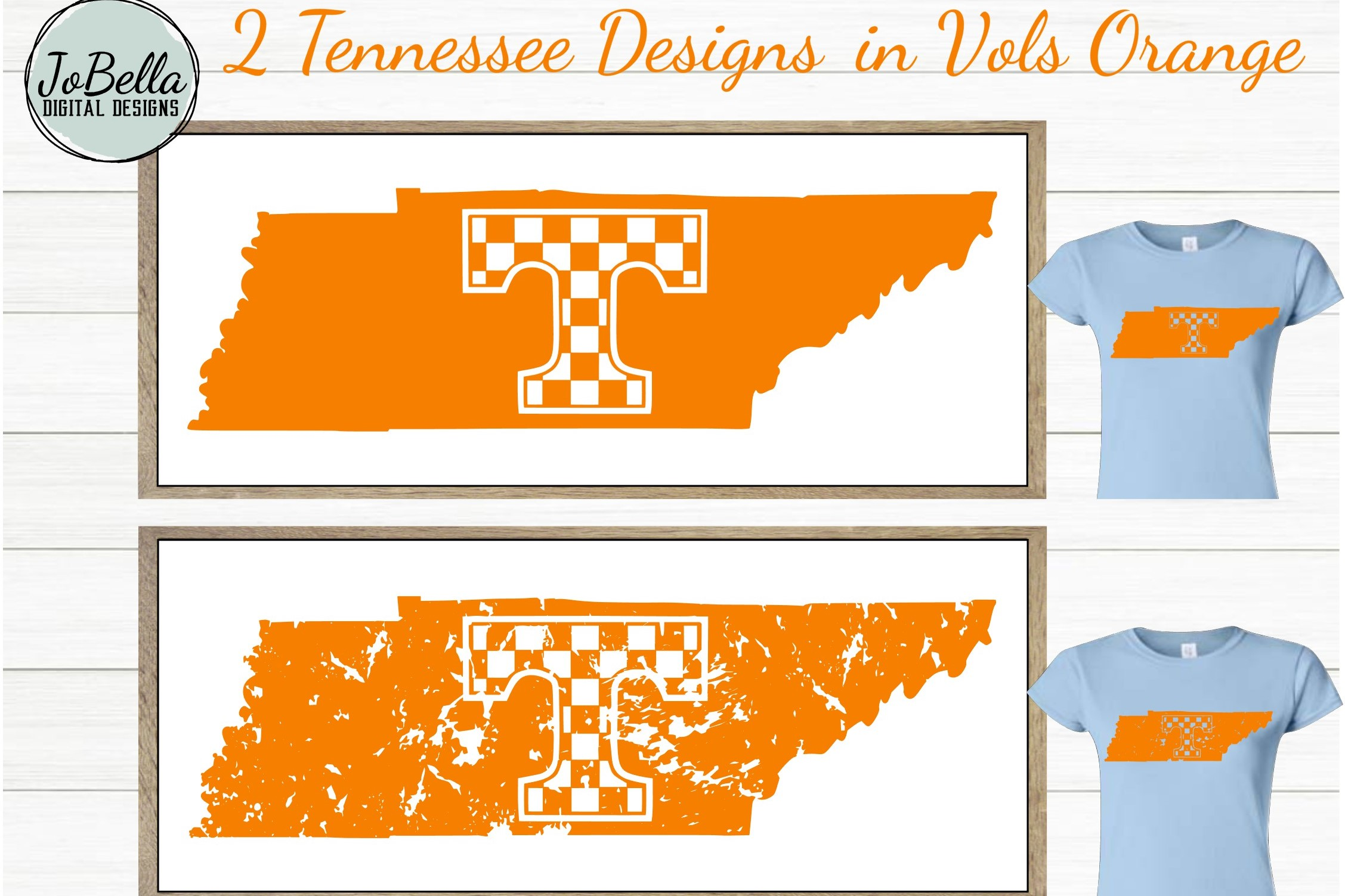 Tennessee SVG Bundle, Sublimation and Printable Designs example image 1
