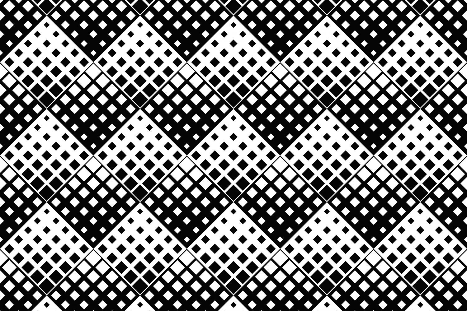 24 Seamless Square Patterns example image 19