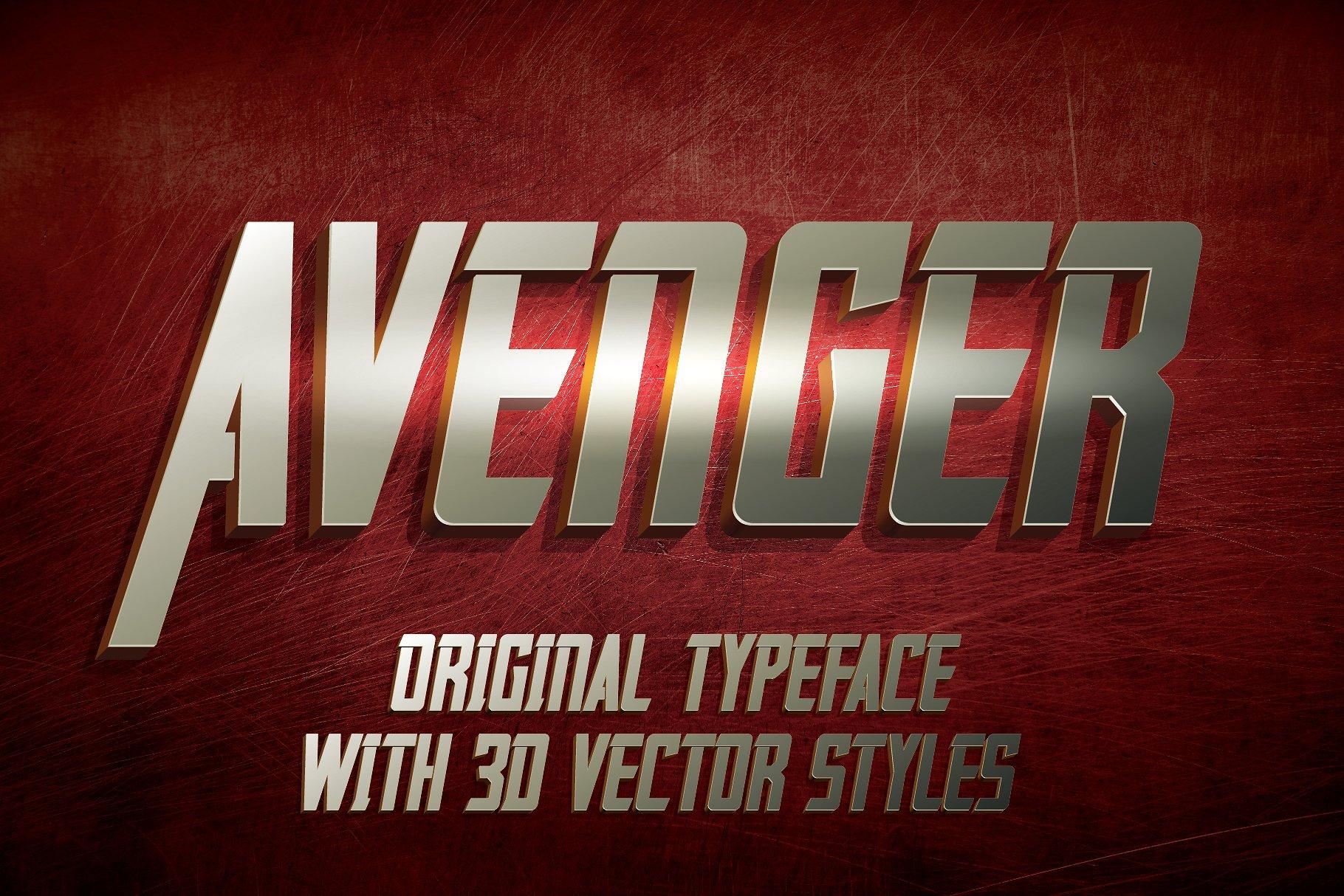 Big Bundle - 14 more fonts! example image 3