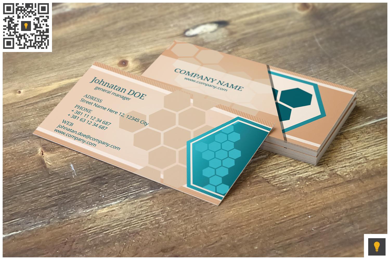 Corporate Hive Print Bundle example image 3