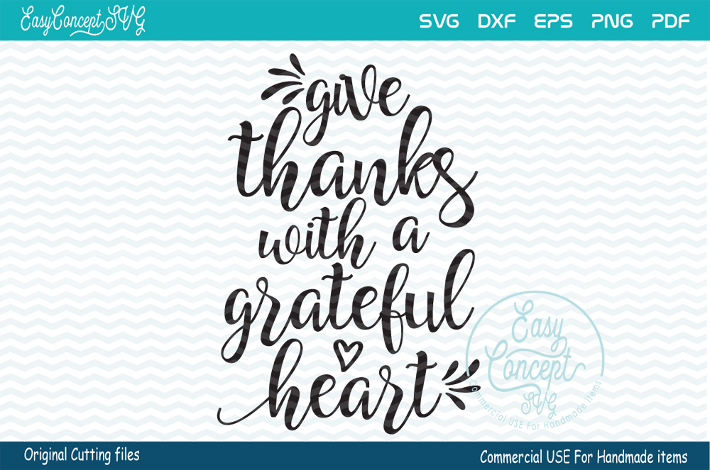 Give thanks with a grateful heart example image 2