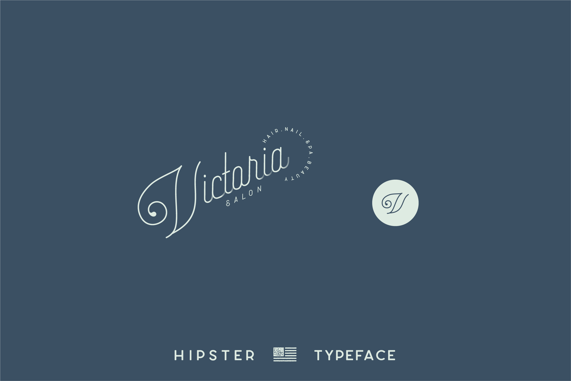 Hipster Style Script and Sans Typeface example image 6