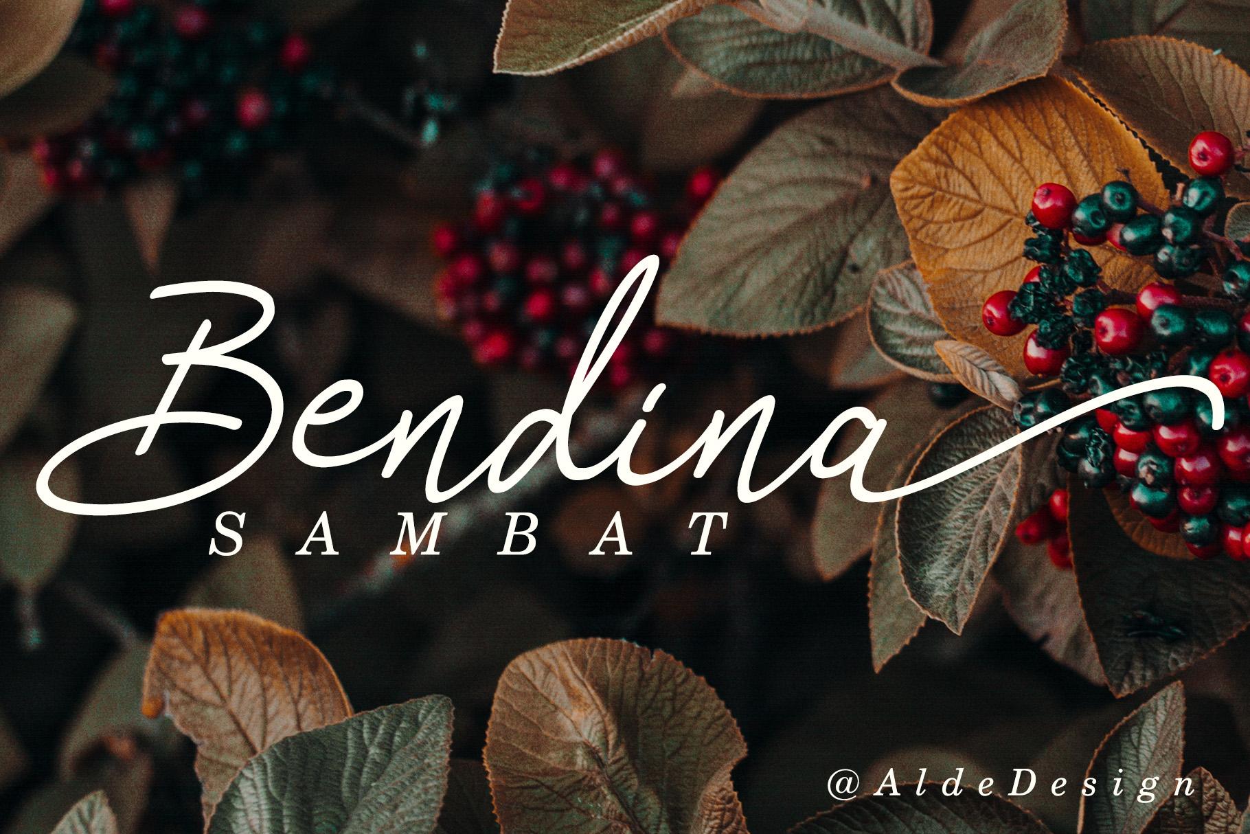 Bendina Sambat example image 1