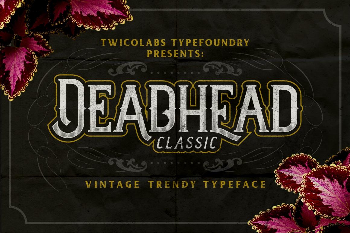 Deadhead Classic example image 1