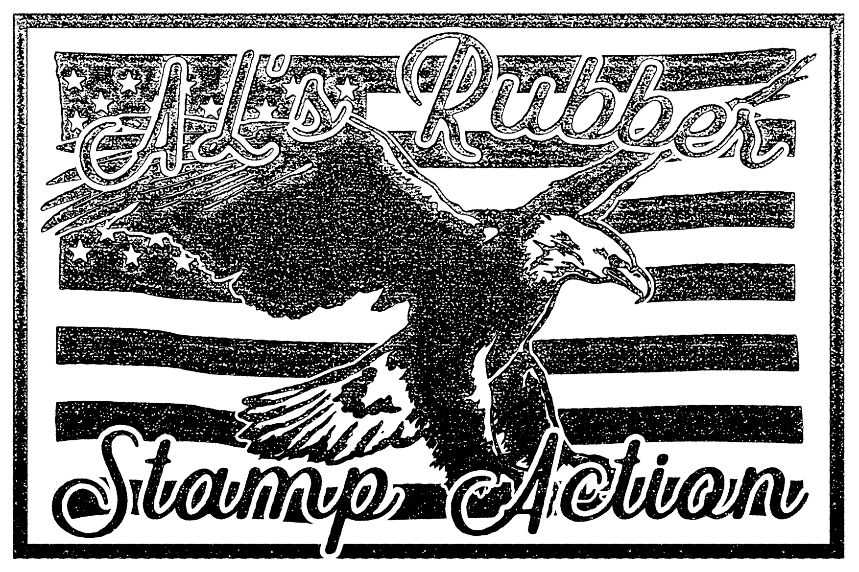 AL's Rubber Stamp Action Kit example image 20