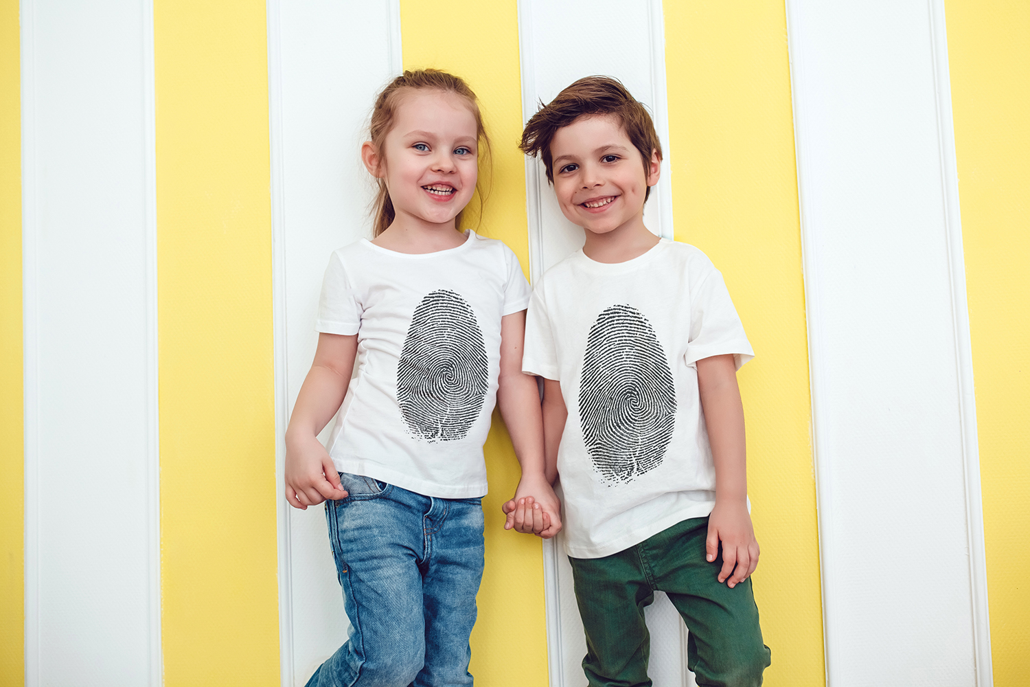 Kids T-Shirt Mock-Up Vol.3 2017 example image 13
