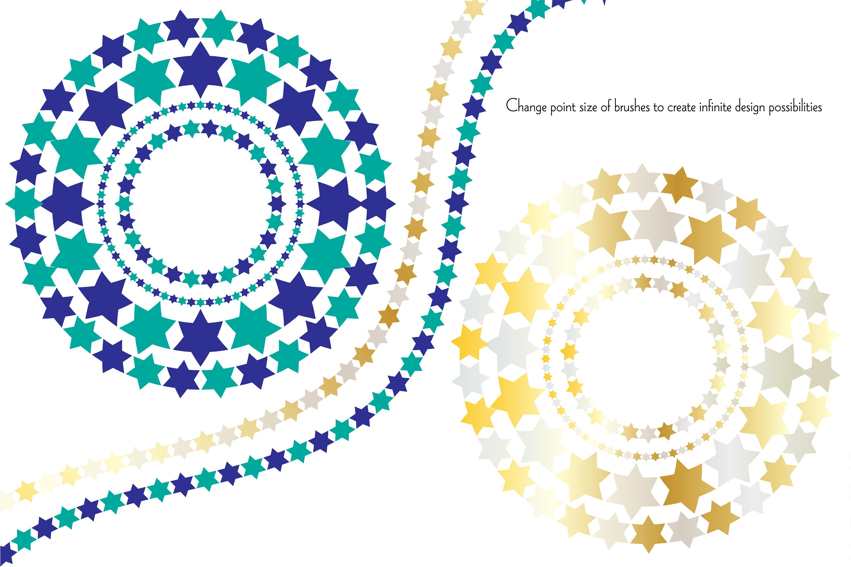 Star of David Frames & Borders example image 5