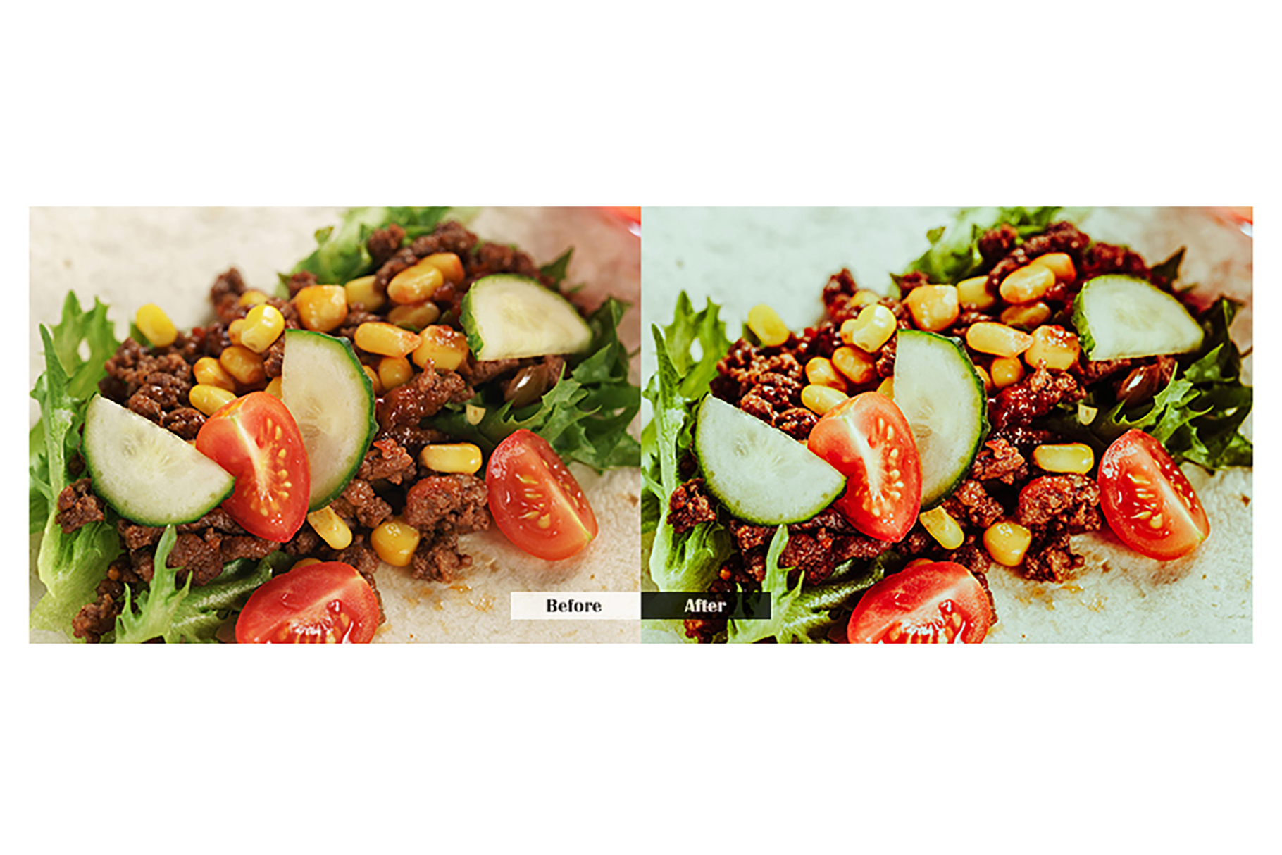 Food Lightroom Mobile Presets example image 4