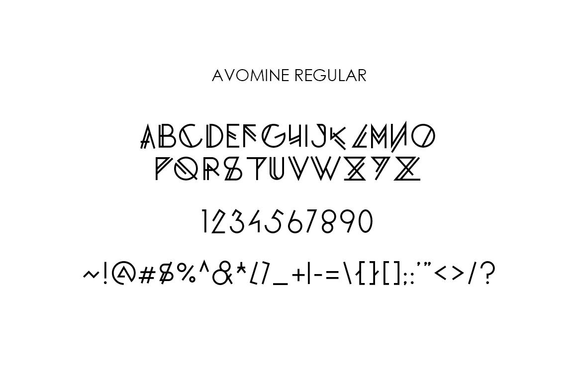 Avomine example image 4