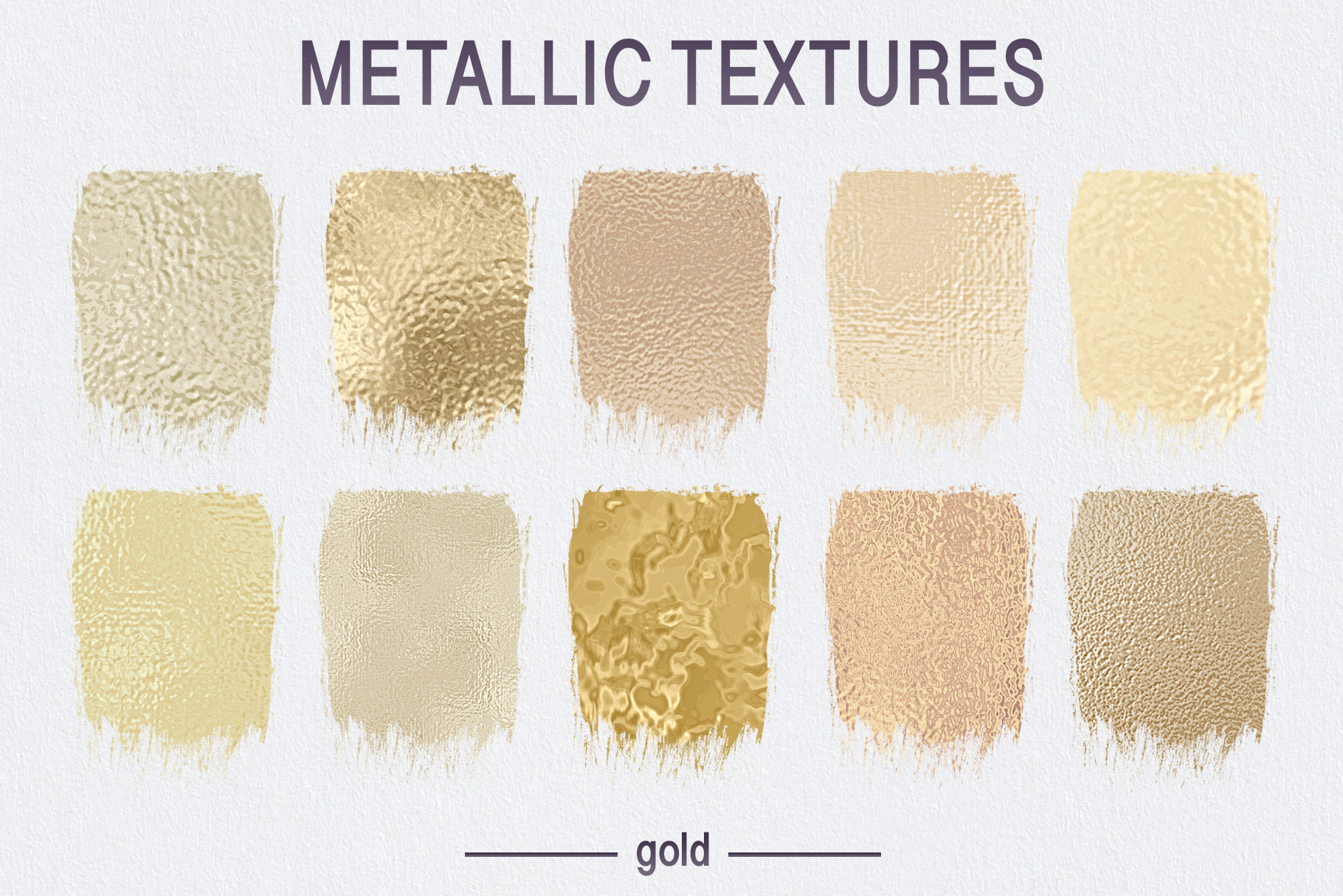 Seamless Textures & Patterns Bundle - Shabby Chic Design Kit example image 10