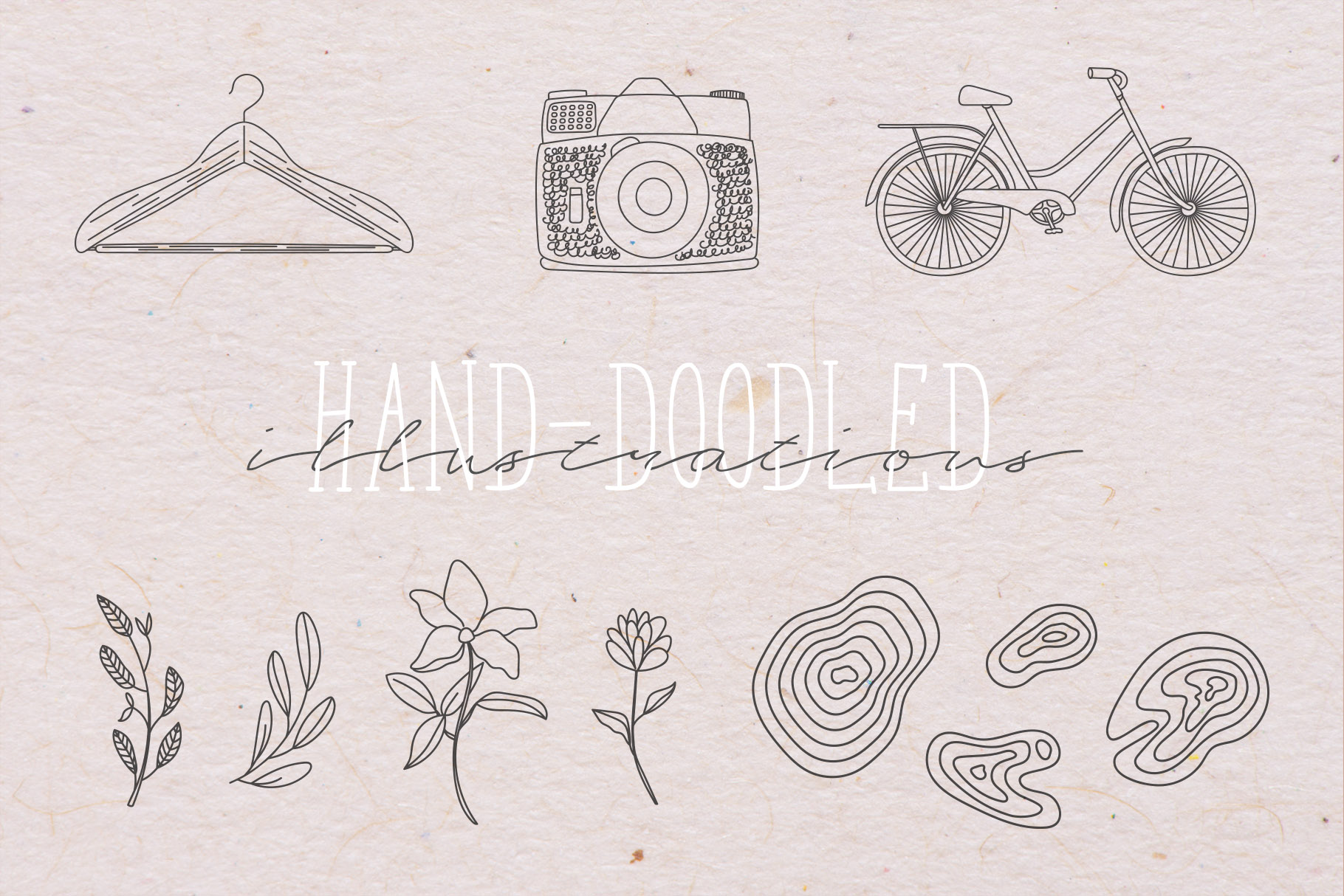 Serene Beauty Handwritten Font Duo example image 8
