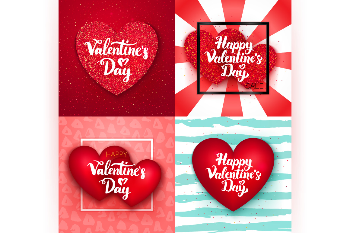 Valentine's Day Greeting Cards example image 5