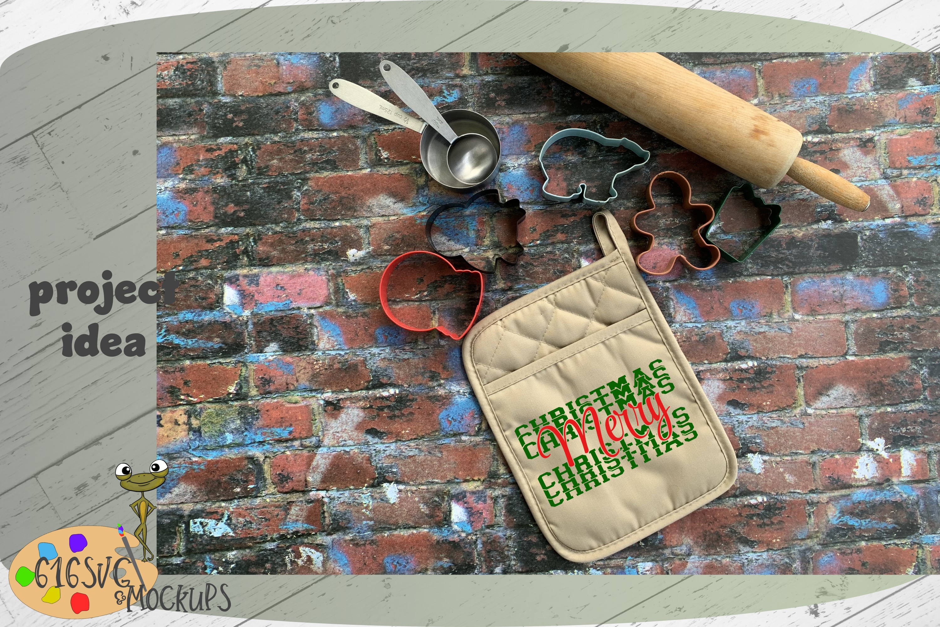 Merry Christmas SVG example image 2