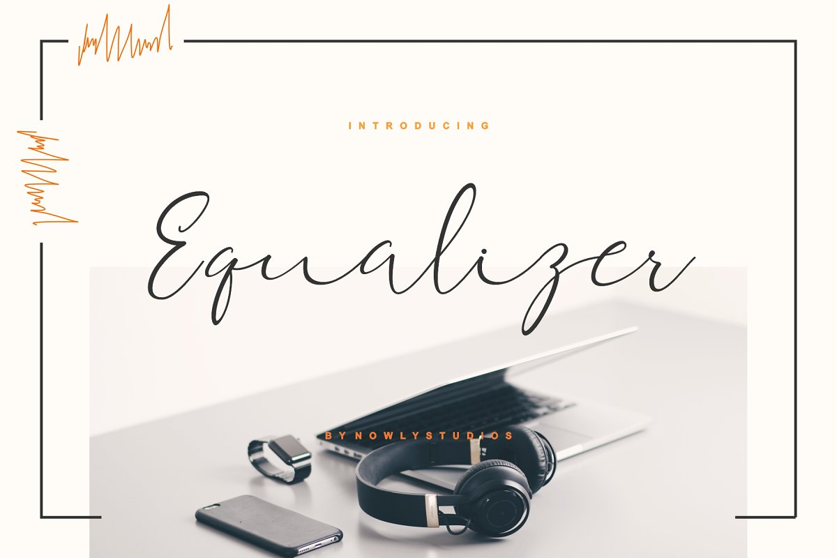 The Craft Fonts Bundles! example image 6