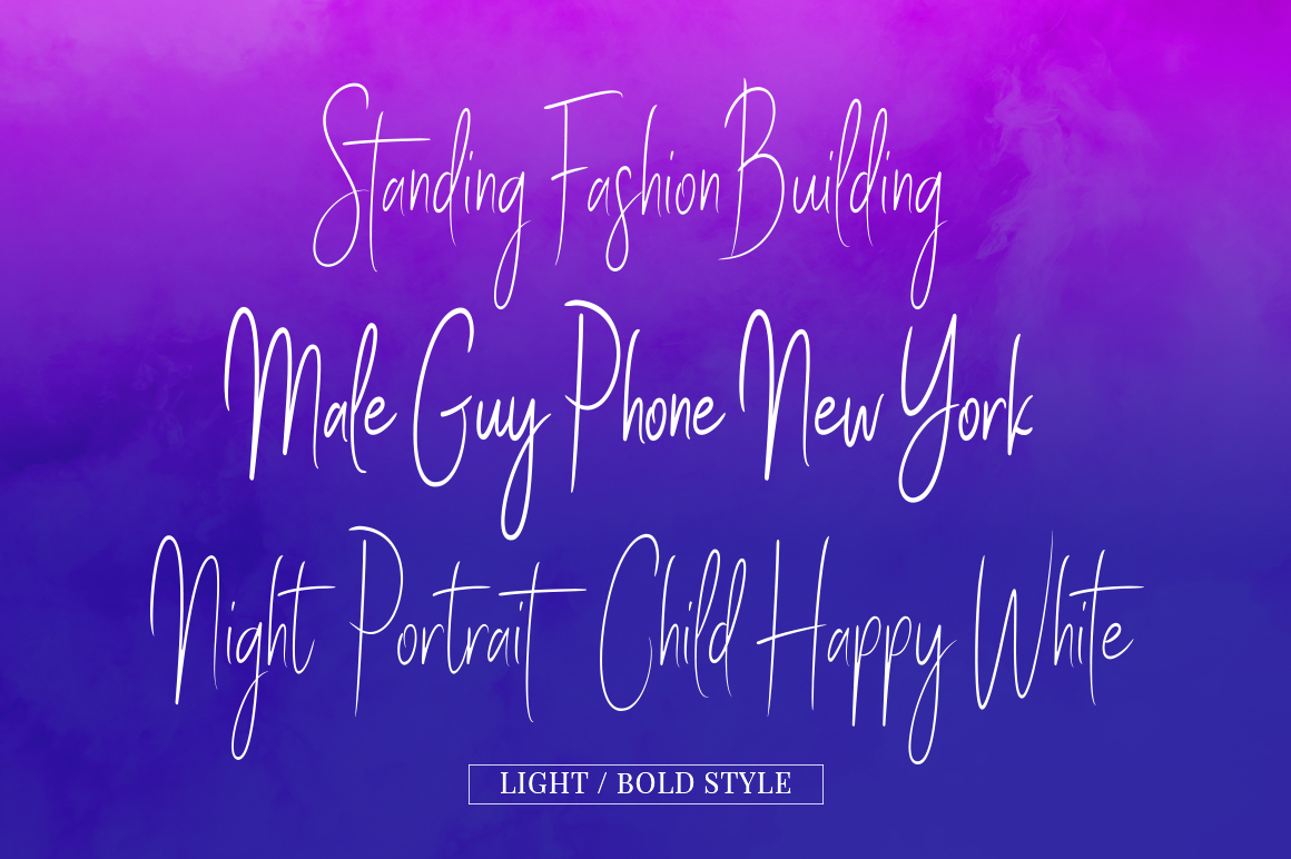 Stay Classy - Font Family example image 11