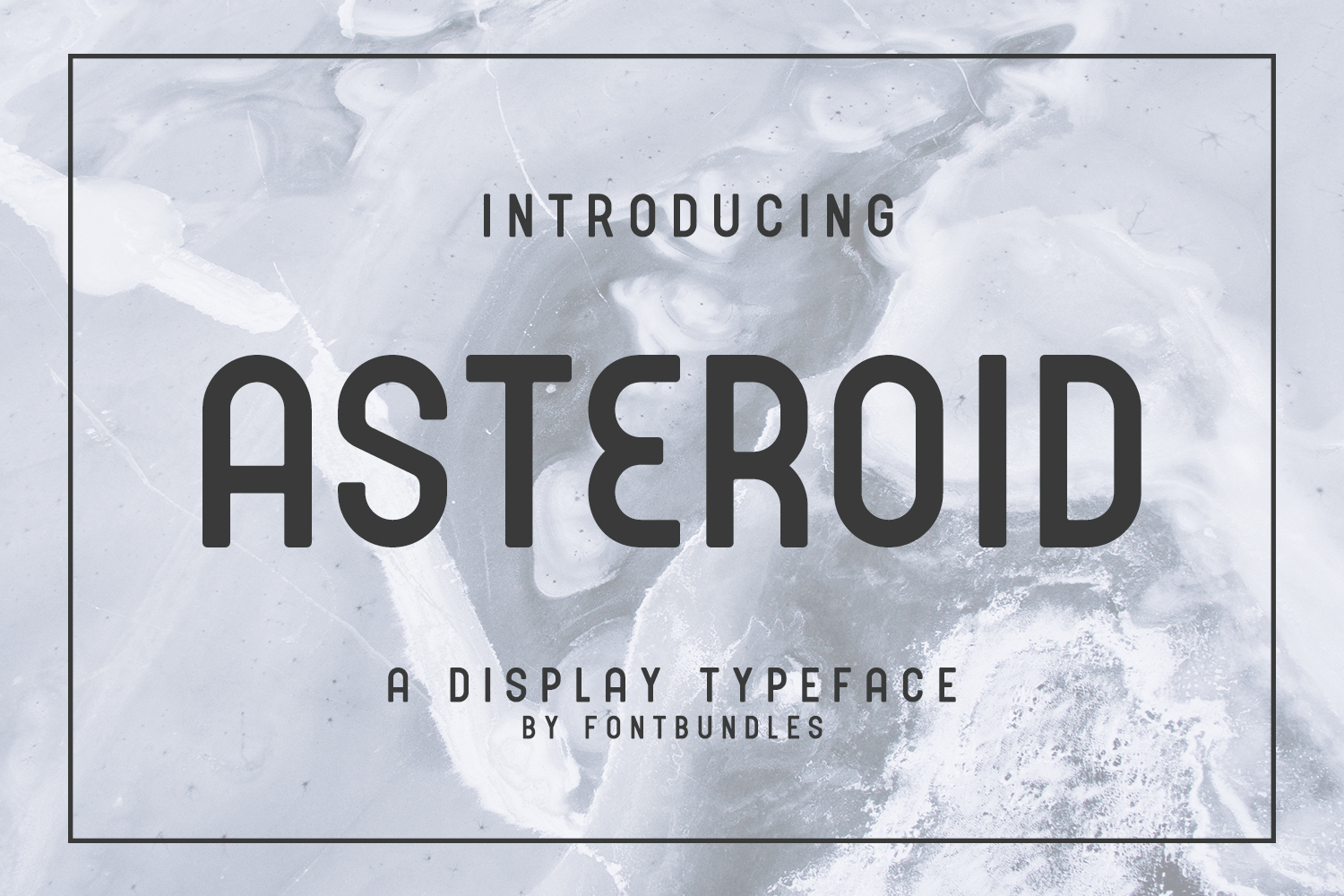 Asteroid example image 1