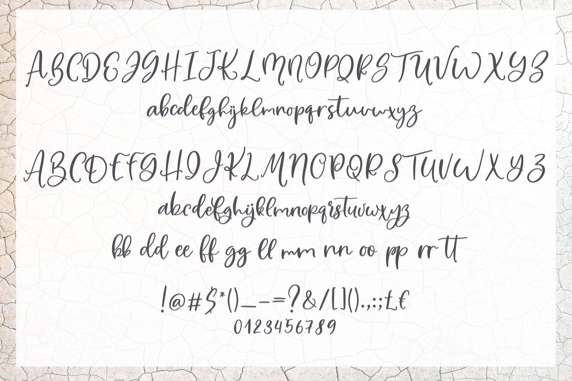 Bonefish Font Trio example image 7