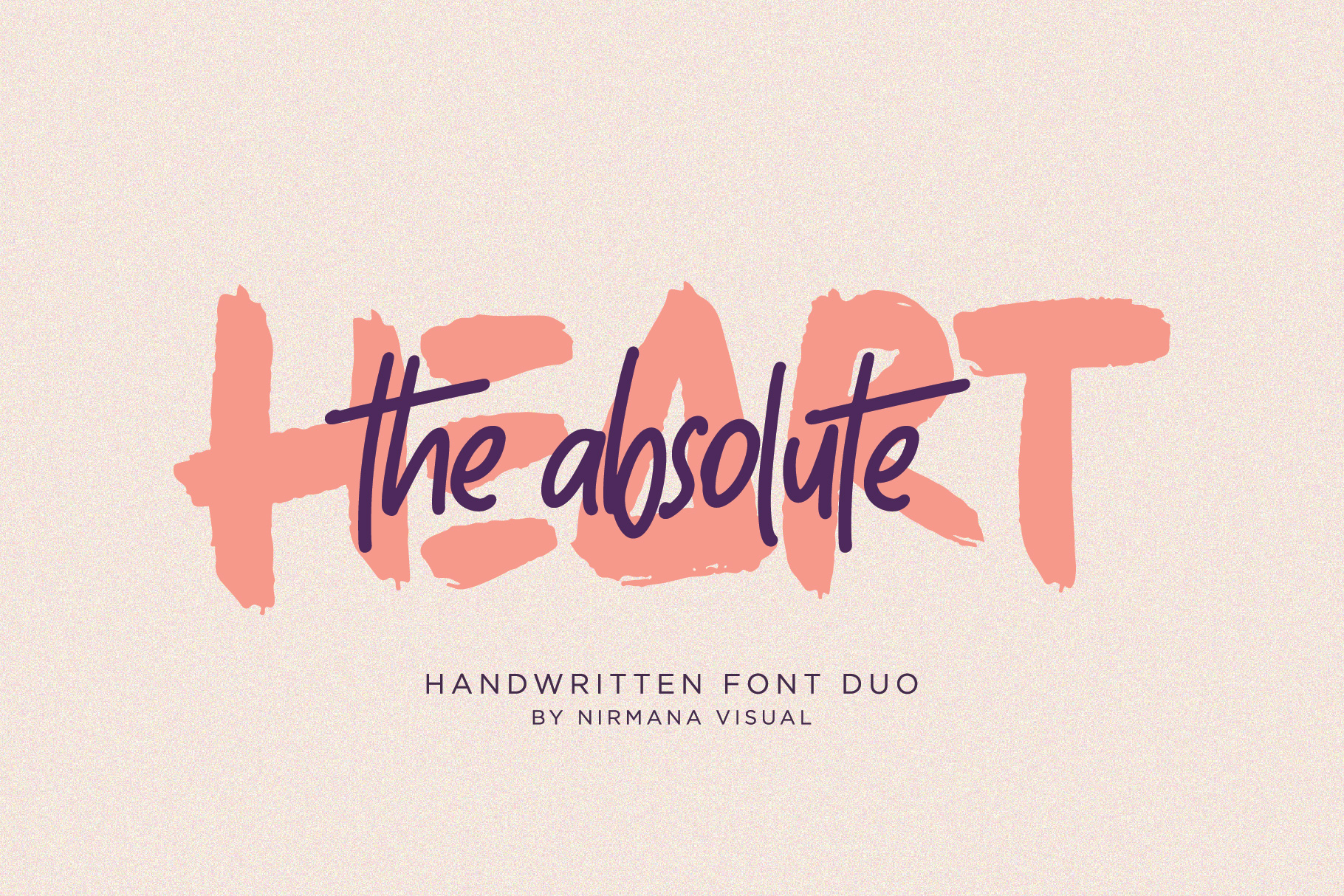The Absolute - Font Duo example image 1