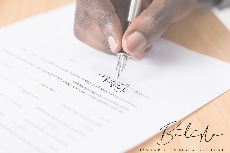 Dear Natha Handwritten Signature example image 3