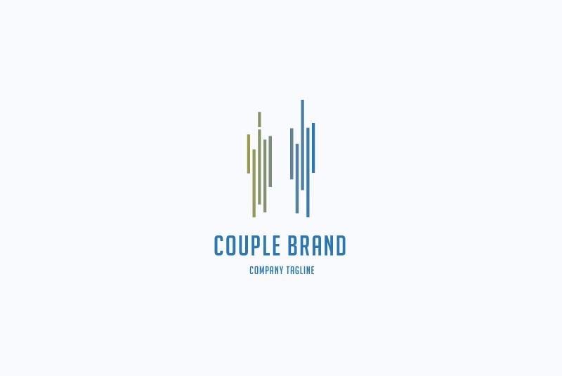 Couple logo example image 1