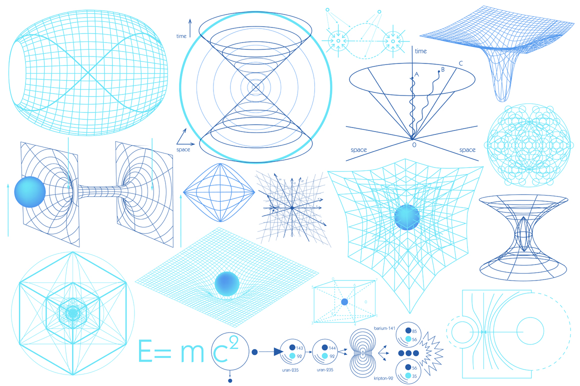 SCIENTIFIC Diagrams Collection example image 9