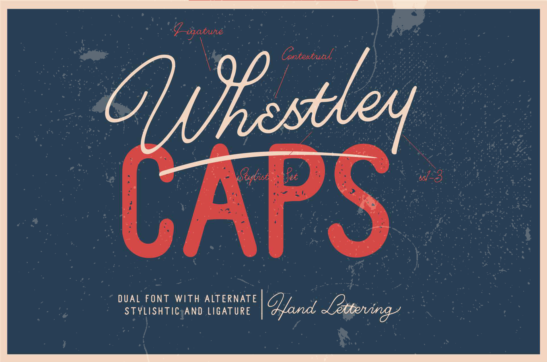 Whestley Handlettering example image 5