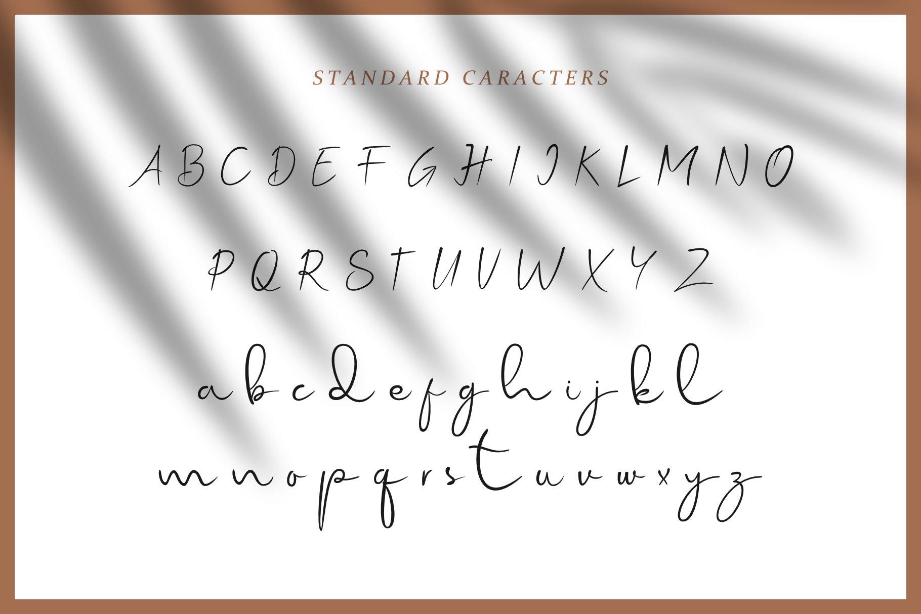 Hello Galleria Font Duo example image 10
