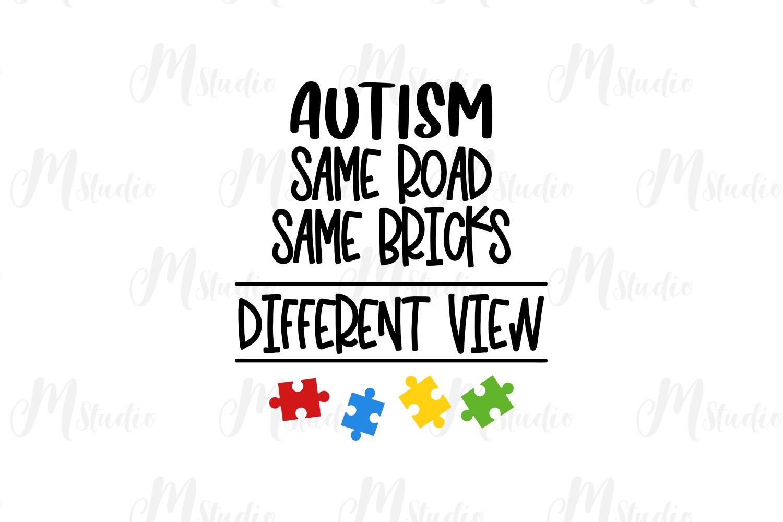 Autism Quotes svg bundle example image 8