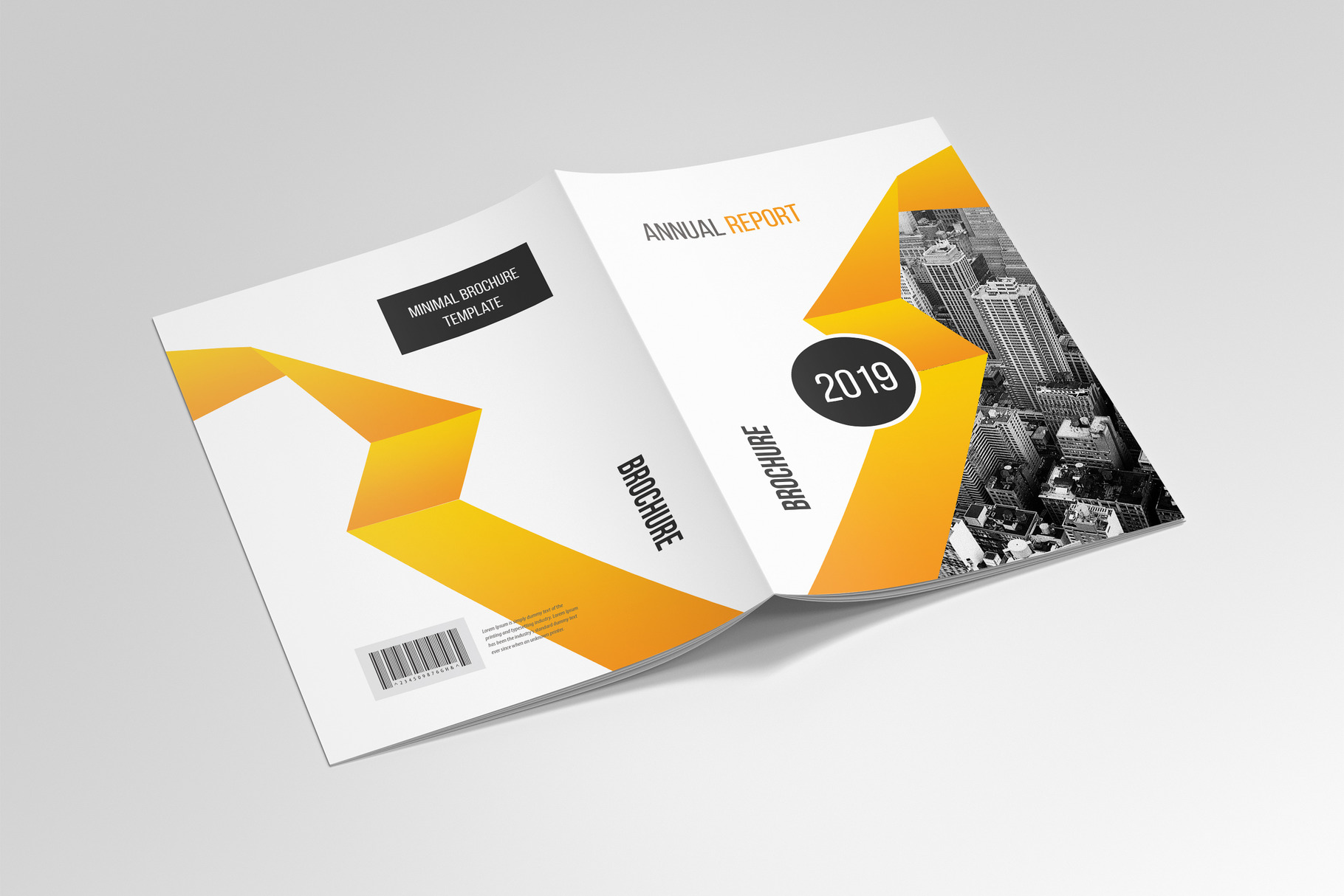 Business Brochure Template 03 example image 5