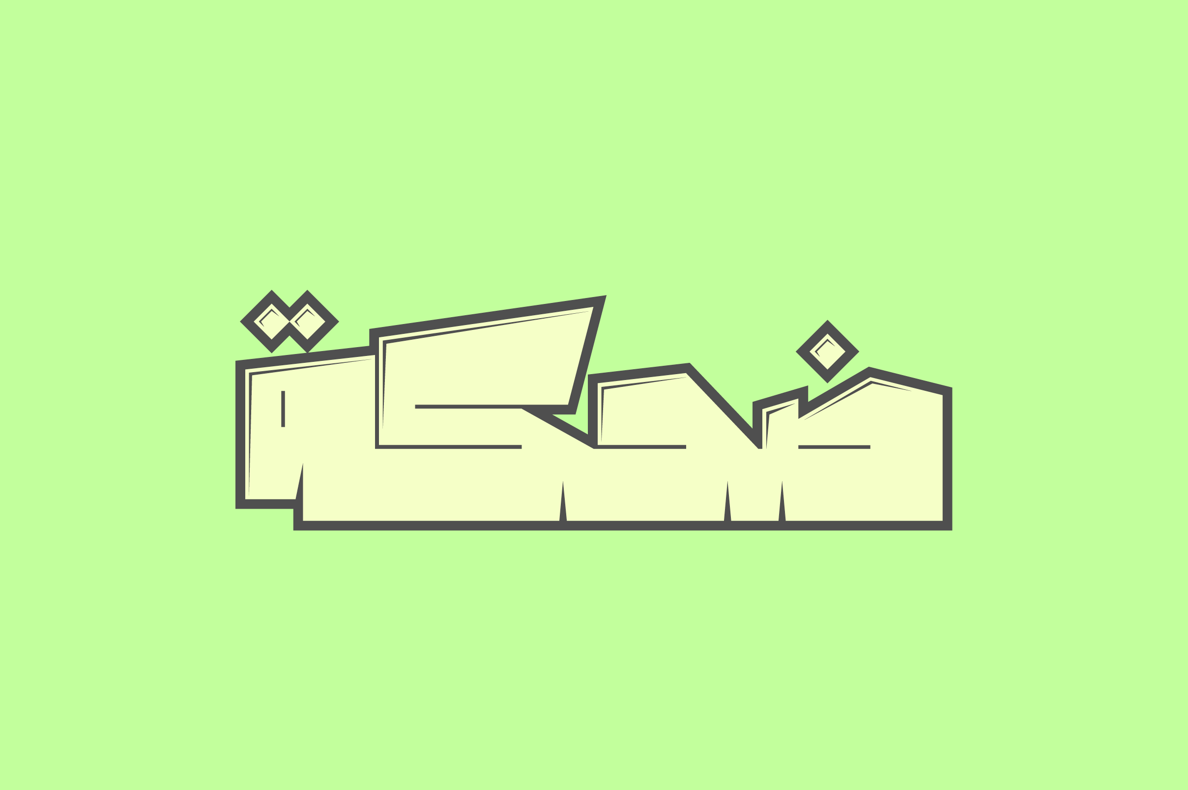 Dahka - Arabic Font example image 1