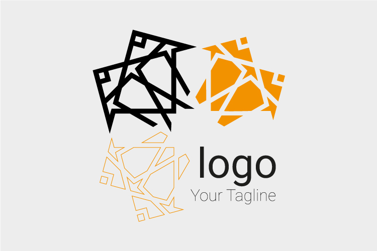 Octagonal Logo example image 1