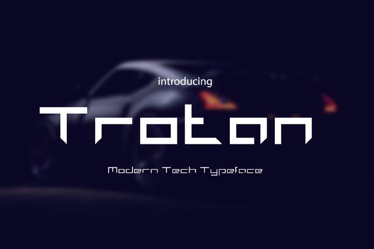 Trotan Family example image 1