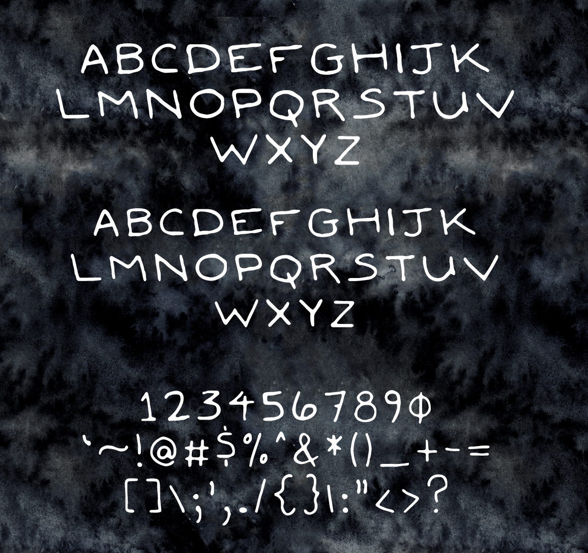 Witches Britches Font Family  example image 3
