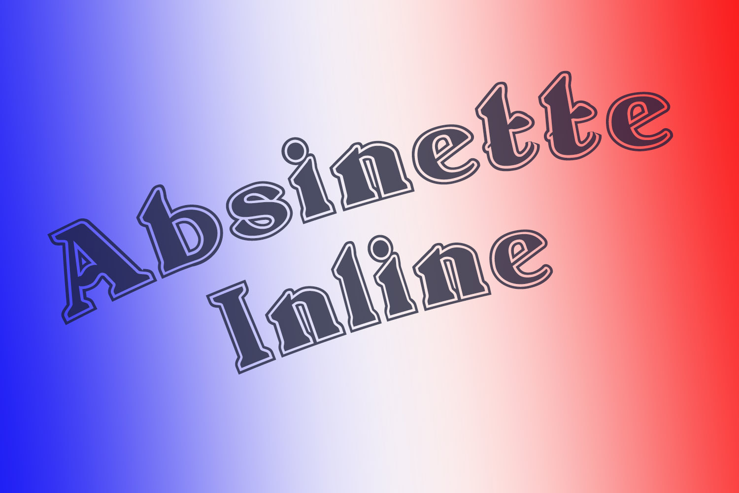 Absinette Inline example image 1