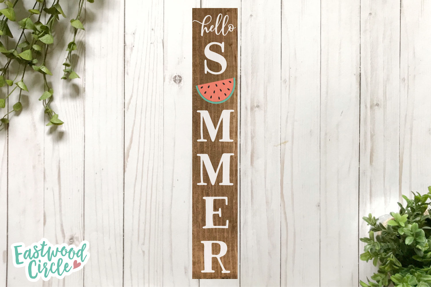 Summer SVG Bundle - Cut Files for Signs example image 8