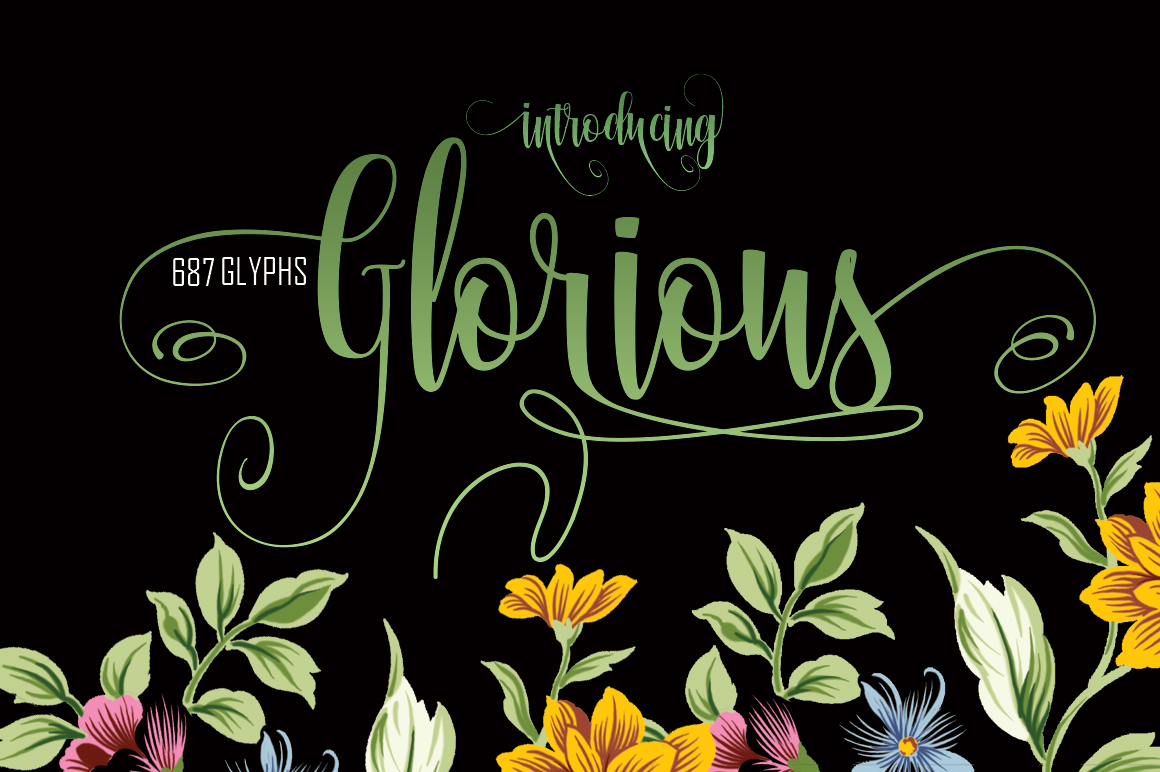 All Sweet & Scripty Fonts-For Only $8! example image 9