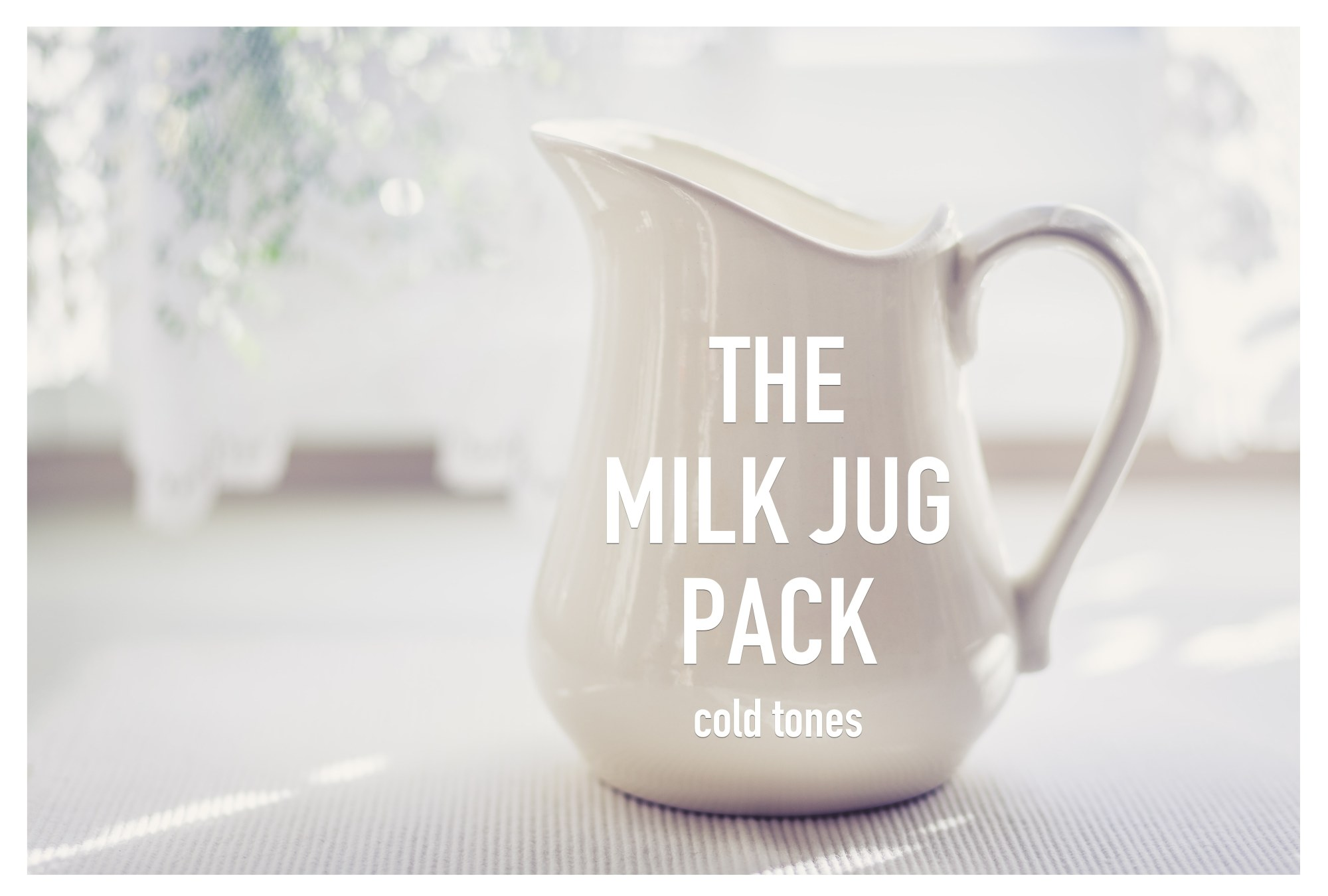 The MILK JUG Pack | cold example image 2